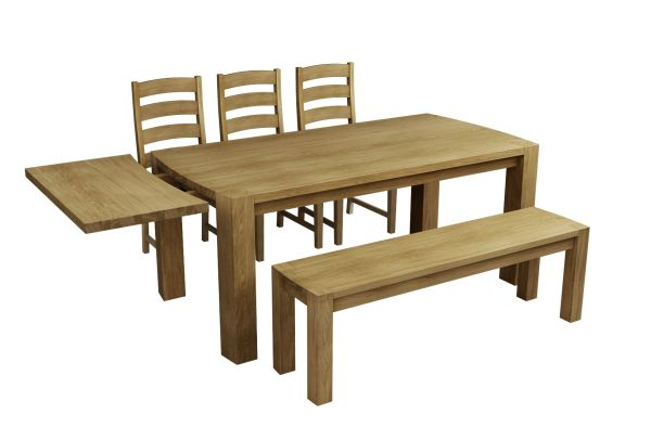 Goliath Dining Table Table Resource Furniture Oak