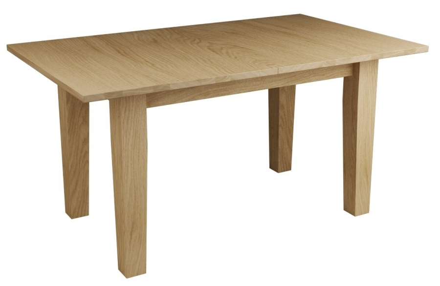 Eclipse Rectangular Extending Dining Table Qualita