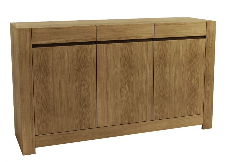 Henry 3 Door 3 Drawer Sideboard Qualita : 502zoomedhenry sideboard3drawer3door from www.qualita.co.uk size 900 x 638 jpeg 273kB