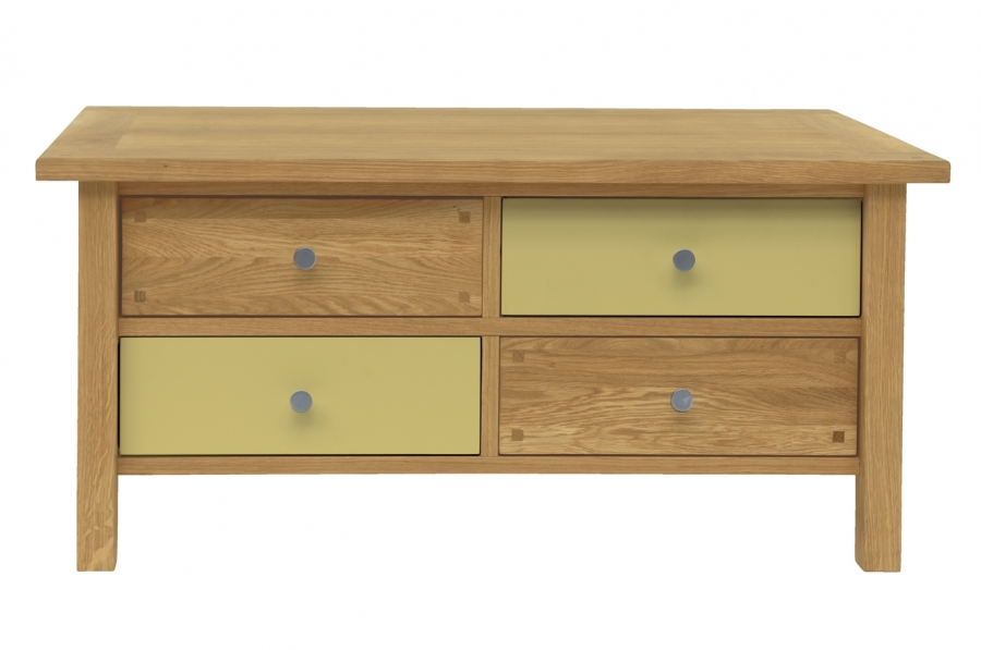 Milton 4 Drawer Coffee Table Qualita : 842zoomedmilton4drawercoffeetablewhite4 from www.qualita.co.uk size 900 x 597 jpeg 213kB