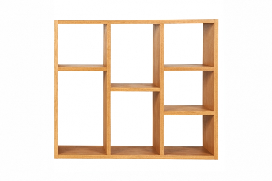 Milton Shelving Unit Qualita