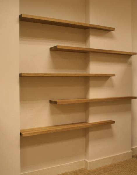 Floating Shelves | Qualita