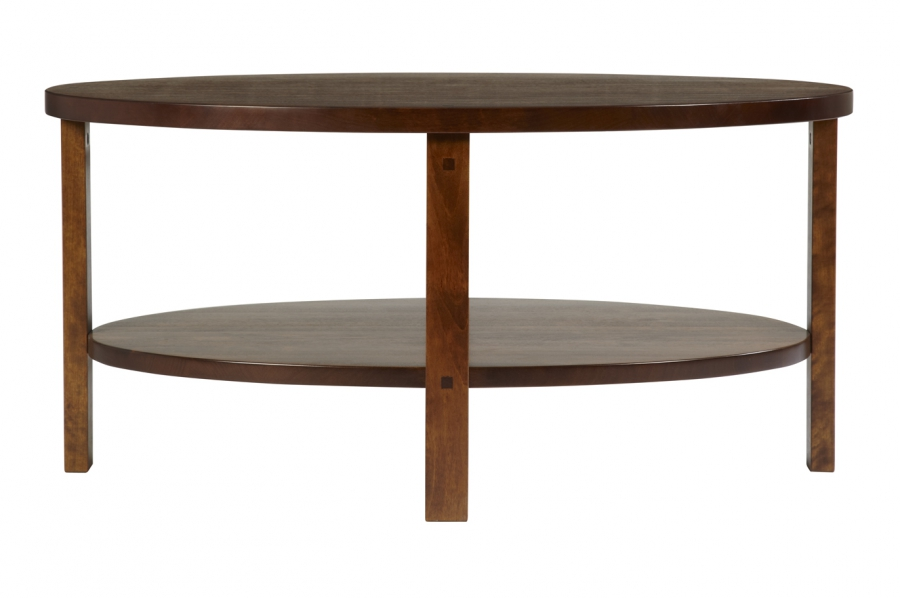 Milton Oval Coffee Table Qualita