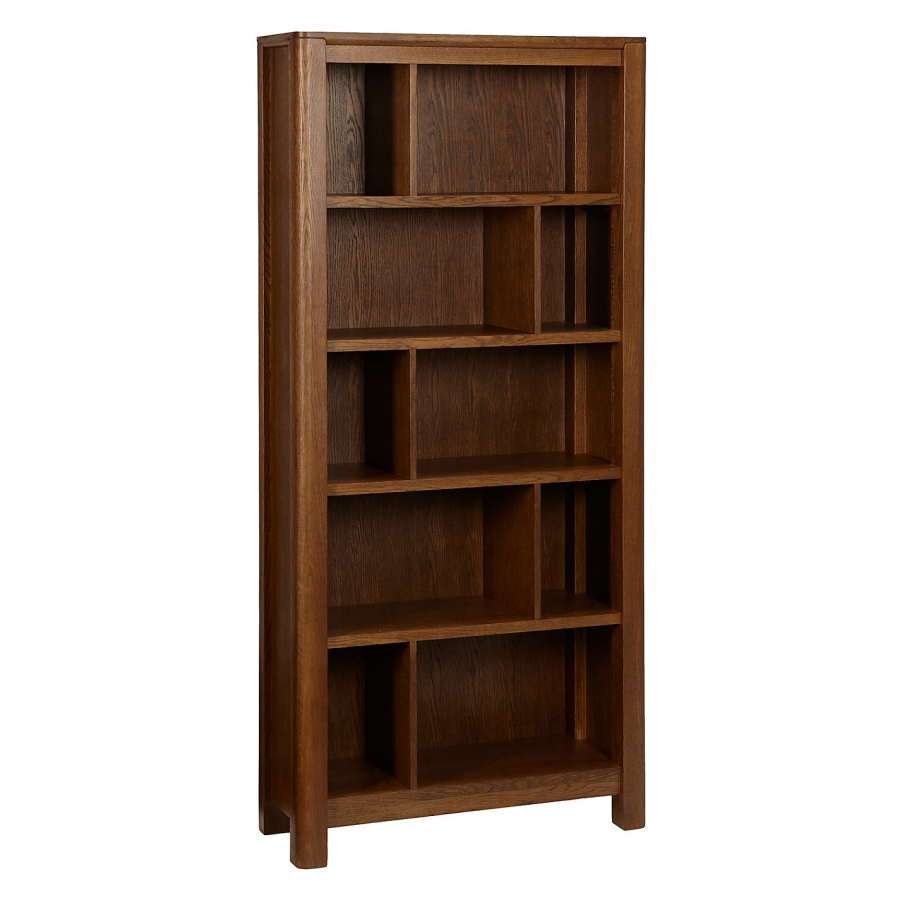 Seymour Dark Tall Bookcase Qualita : 2534zoomed232328480alt1 from www.qualita.co.uk size 900 x 900 jpeg 319kB