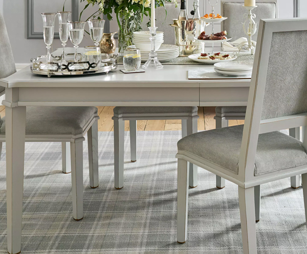 Henshaw Small Or Extending Dining Table Qualita